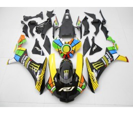 Carena ABS Yamaha YZF 1000 R1 2015 17 Rossi 300 GP replica
