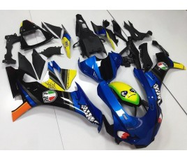 Carena ABS Yamaha YZF 1000 R1 2015 16 Rossi replica Misano 2015