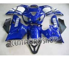 Carenatura in ABS Yamaha YZF1000R1 1998 1999 colorazione Blue