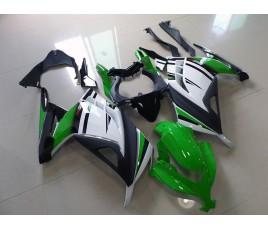 Carene ABS Kawasaki Ninja 300 2013 2014 Tricolor Special Edition