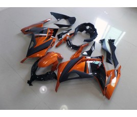Carene ABS Kawasaki Ninja 300 2013 2014 Golden Orange