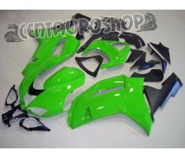 Carena in ABS Kawasaki ZX-6R Ninja 636 07-08 colorazione Green