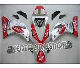 Carene in ABS Yamaha YZF1000R1 2000 2001 Fortuna MotoGP replica