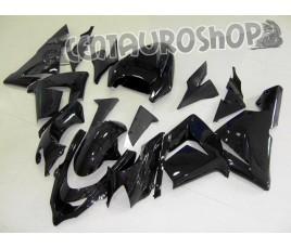 Carena in ABS Kawasaki ZX-10R Ninja 04-05 All Black