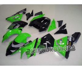 Carena in ABS Kawasaki ZX-10R Ninja 04-05 MotoGP replica