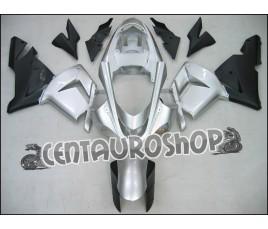 Carena in ABS Kawasaki ZX-10R Ninja 04-05 Silver