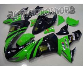 Carene Green motogp per Kawasaki ZX-10R Ninja 06-07