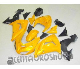 Carena ABS Kawasaki ZX-10R Ninja 06-07 Golden Orange offerta