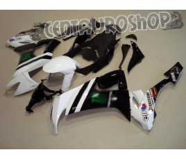 Carena in ABS Kawasaki ZX-10R Ninja 08-10 White