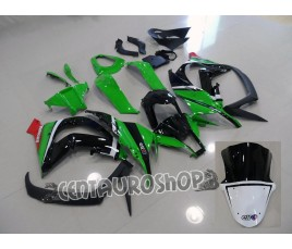 Carena in ABS Kawasaki ZX-10R Ninja 11-13 Superbike replica SBK