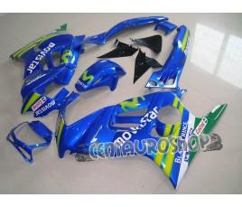 Carene per Honda CBR 600 F2 95-96 in abs colorazione Movistar