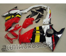 Carena in ABS Honda CBR 600 F2 95-96 colorazione Tricolor