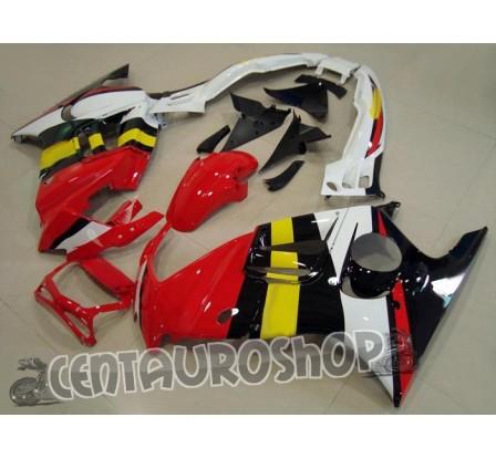Carena in ABS Honda CBR 600 F2 95-96 colorazione Tricolor