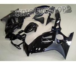 Carenature in ABS Honda CBR 600 F3 97-98 colorazione Black & Grey
