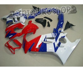 Carena in ABS Honda CBR 600 F3 97-98 colorazione Tricolor