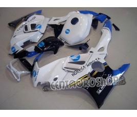 Carena in ABS Honda CBR 600 F3 97-98 Konica Minolta GP