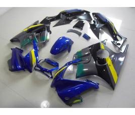 Carena in ABS Honda CBR 600 F3 97-98 Classic blue grey yellow