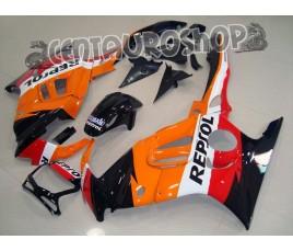Carena in ABS Honda CBR 600 F3 97-98 colorazione Repsol