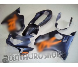 Carena in ABS Honda CBR 600 F4 99-00 colorazione Matt black