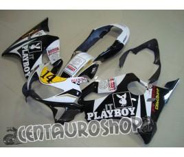 Carena in ABS Honda CBR 600 F4 99-00 colorazione PLAYBOY