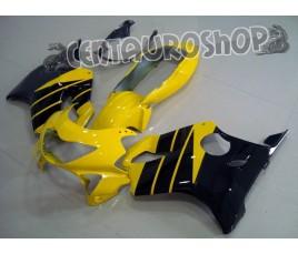 Carena in ABS per Honda CBR 600 F4 99-00 giallo e nero