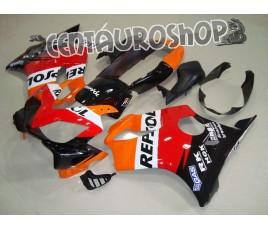 Carena in ABS Honda CBR 600 F4i/FSport 01-09 Repsol