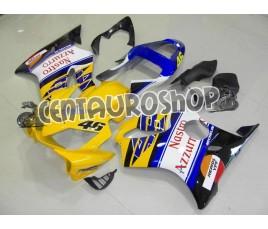 Carena in ABS Honda CBR 600 F4i/FSport 01-09 Rossi Nastro Azzurro