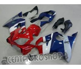 Carena in ABS Honda CBR 600 F4i/FSport 01-09 tricolore