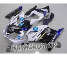 Carena in ABS Honda CBR 600 F4i/FSport 01-09 colorazione KONICA