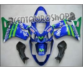 Carena in ABS Honda CBR 600 F4i/FSport 01-09 colorazione Movistar