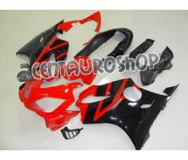 Carena in ABS Honda CBR 600 F4i/FSport 01-09 colorazione red & balck