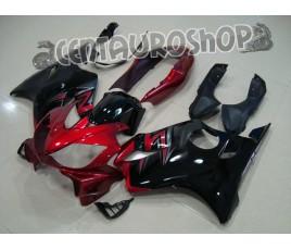 Carena in ABS Honda CBR 600 F4i/FSport 01-09 nero e candy black