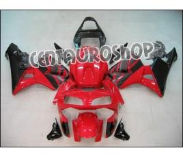 Carena in ABS Honda CBR 600 RR 03-04 colorazione red & black
