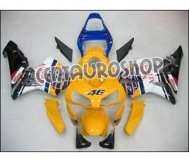 Carena in ABS Honda CBR 600 RR 03-04 colorazione Nastro Azzurro