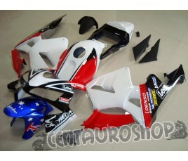 Carena in ABS Honda CBR 600 RR 03-04 colorazione Domino