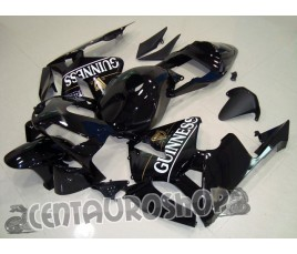 Carena ABS Honda CBR 600 RR 05-06 colorazione Guinness
