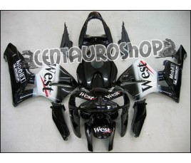 Carena in ABS Honda CBR 600 RR 05-06 colorazione West