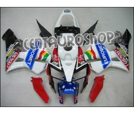 Carena in ABS Honda CBR 600 RR 05-06 colorazione Eurobet