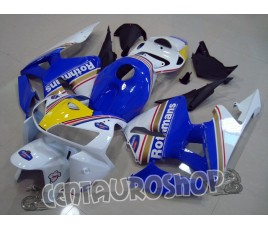 Carena in ABS Honda CBR 600 RR 05-06 colorazione Rothmans