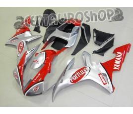 Carena in ABS Yamaha YZF 1000 R1 02-03 colorazione ROSSI FIAT