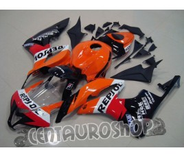 Carena in ABS Honda CBR 600 RR 07-08 colorazione Repsol