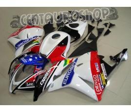 Carena ABS Honda CBR 600 RR 09-10 Eurobet Motogp
