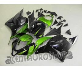 Carena in ABS Honda CBR 600 RR 09-10 colorazione Green Original