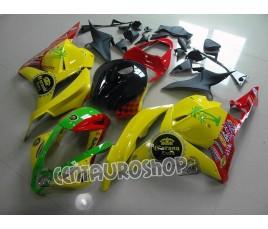 Carena ABS Honda CBR 600 RR 09-10 Corona multicolor