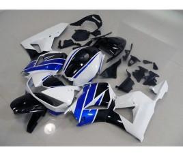 Carena ABS Honda CBR 600 RR 13 14 bianca blu e nera