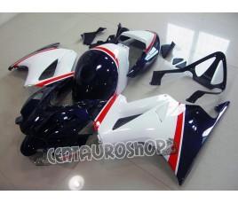 Carena in ABS per Honda VFR 800 tricolor classic