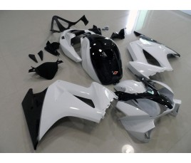 Carena in ABS per Honda VFR 800 bianca