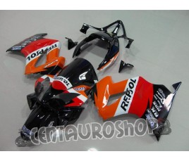 Carena in ABS per Honda VFR 800 Repsol