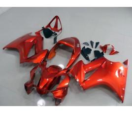 Carena in ABS per Honda VFR 800 orange