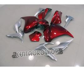 Carena in ABS per Honda VFR 1200 rossa